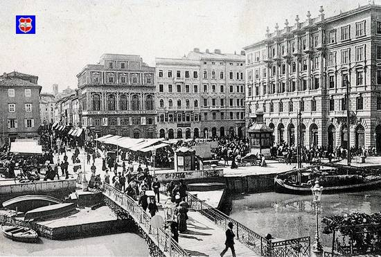 Banca Nazionale Di Lavoro Trieste : Palazzo genel scoprendotrieste.it